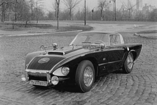 Loewy Jag 1956