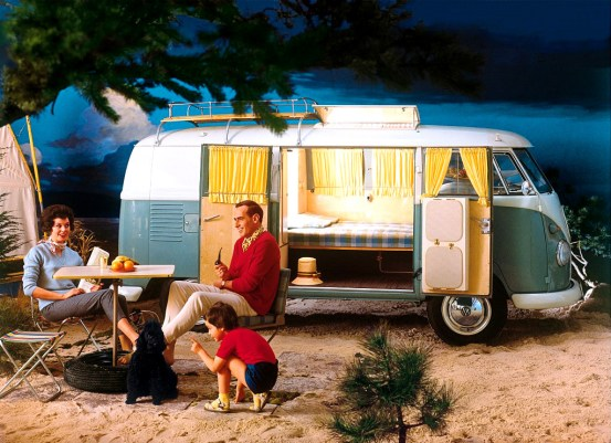 VW Westfalia family
