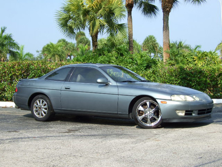 Excellence In Motion The 1992 Lexus Sc400