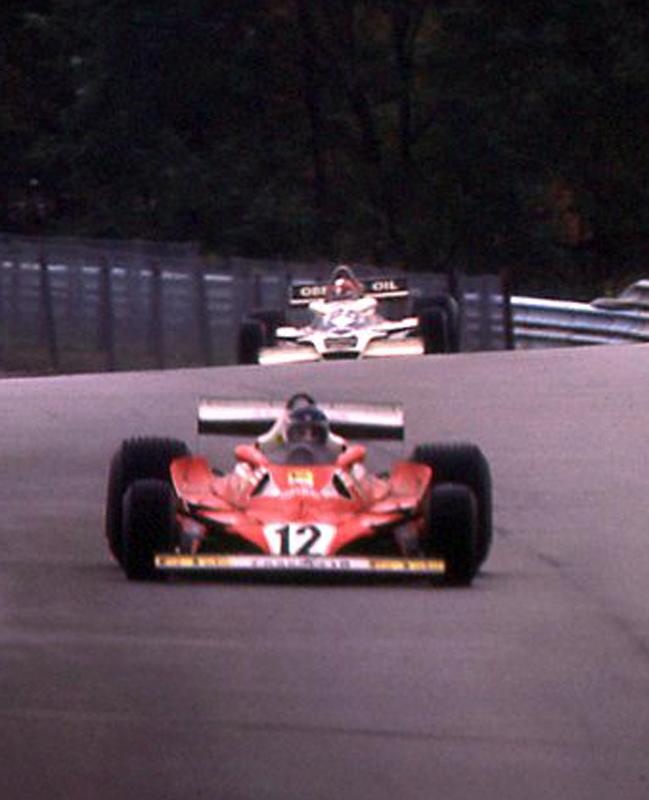 Vintage CC: 1977 United States Grand Prix at Watkins Glen, New York