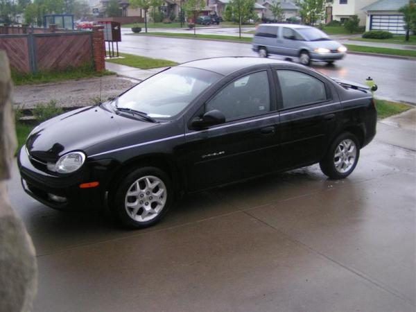2000 Chrysler Neon LX