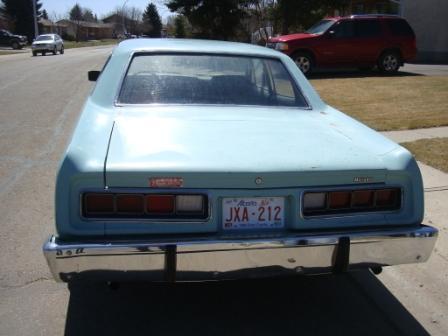 AMC Matador 1974 -rear