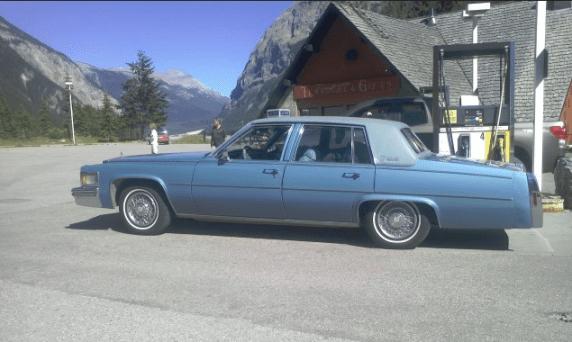 Cadillac 1979 LP