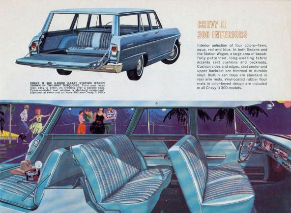 Chevrolet Chevy II 1962 wagon 3 seat -07
