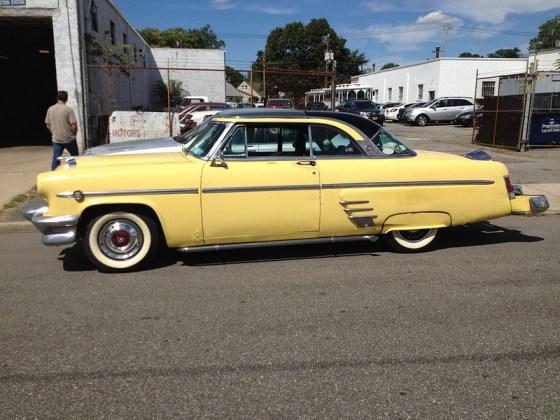 Cohort Sighting: 1954 Mercury Sun Valley – America's First Transparent-Top Car