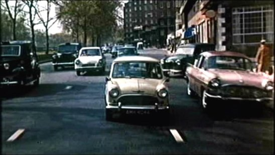 Vauxhall Cresta  film