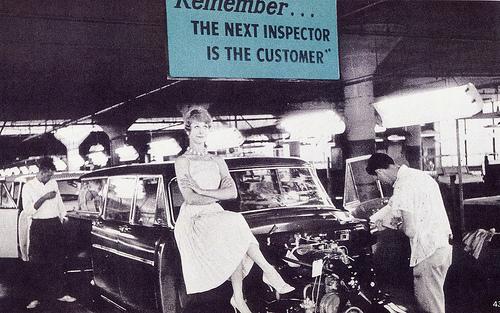 checker ad 1961