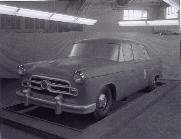 checker model a clay 1955 (courtesy flickr.com)
