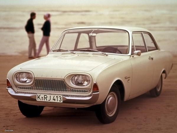 13 1960 Taunus