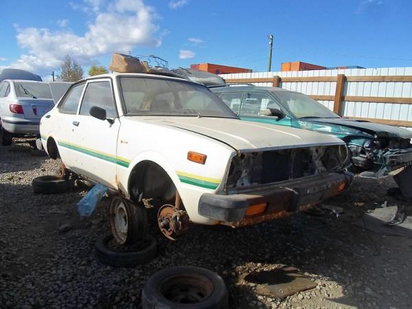 1977 Toyota Corolla 1