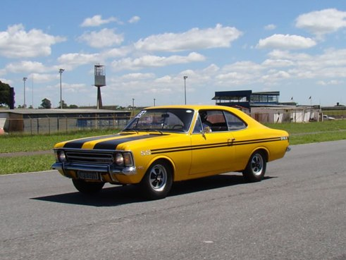 Chevrolet opala ss 1974 4100