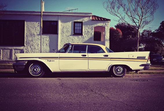 Chrysler 1957 new yorker