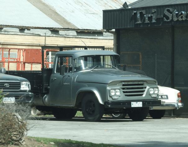 Dodge AUS truck