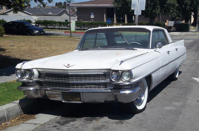 Curbside Clic: 1963 Cadillac Park Avenue- The Original Seville