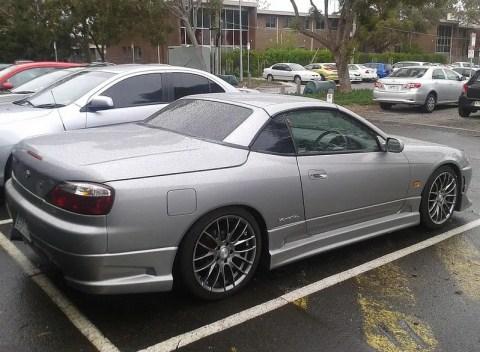 Nissan Silvia S15 rq