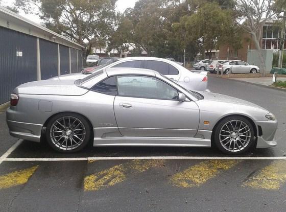 Nissan Silvia S15 s