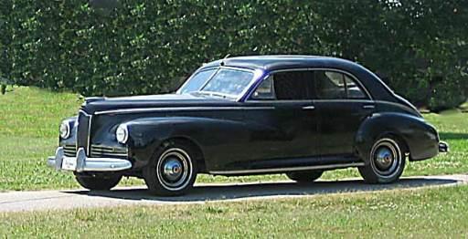 Packard 1941 clipper 2
