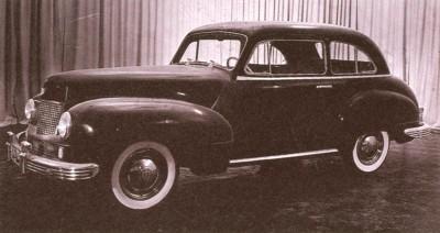 Willys 6 70 sedan