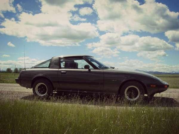 1981 Mazda RX-7 S side