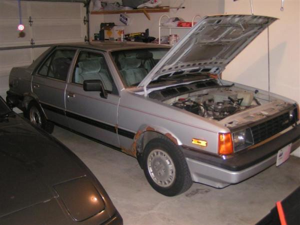 1986 Hyundai Stellar