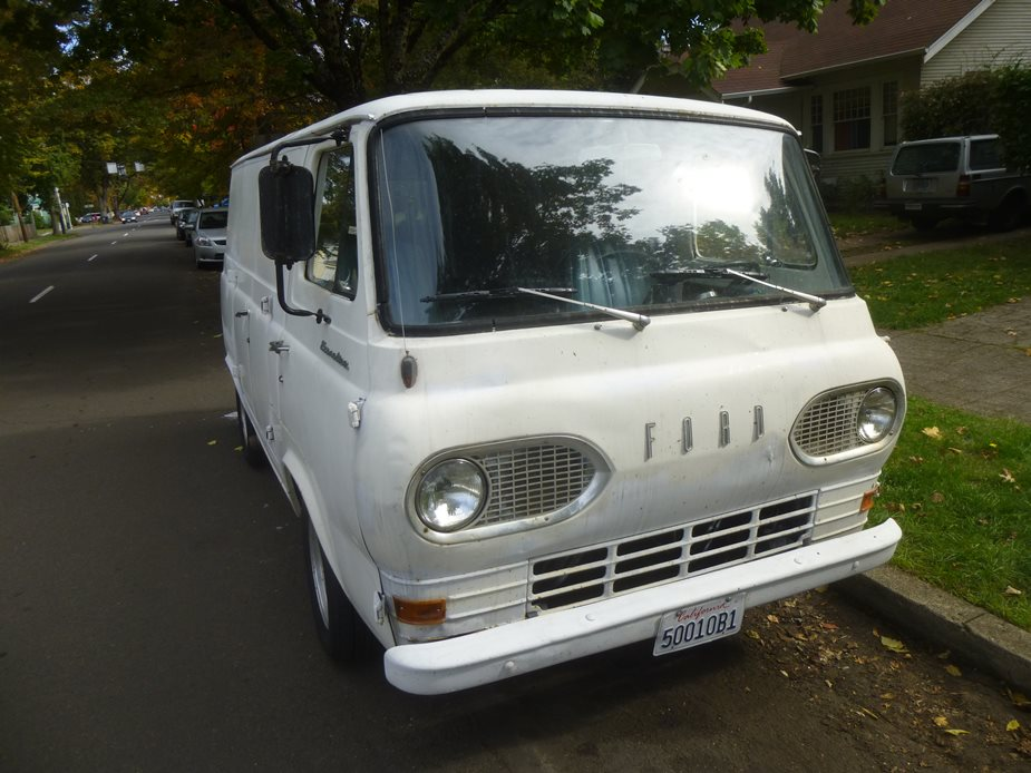 Curbside Classic: 1961-1967 Ford Econoline – The Leader Of