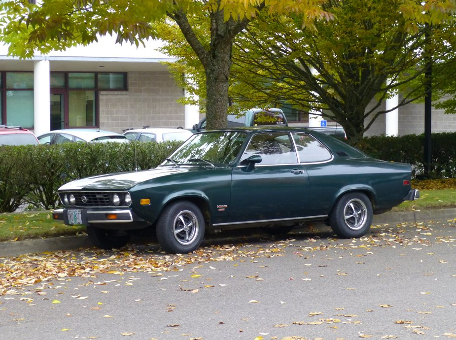 1975 opel manta for sale