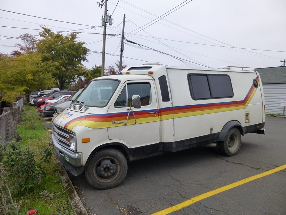 CC Capsule: 1978 Dodge Trans Van – 440 Powered?