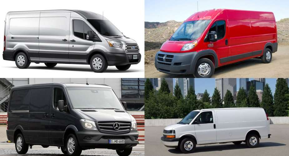 e374e54b08 The EuroVan Revolution Arrives  2014 Ram ProMaster and 2015 Ford Transit  Join Mercedes Sprinter – Which One Shall It Be
