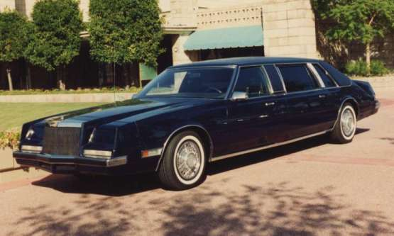 Imperial Limousine 1981