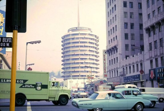LA Capitol records