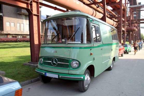 Mercedes 0319 camper