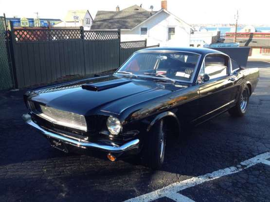 Mustang 1965 fastback fq