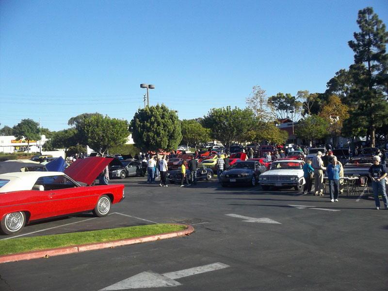 Car Show Classic Palos Verdes Coffee And Cars