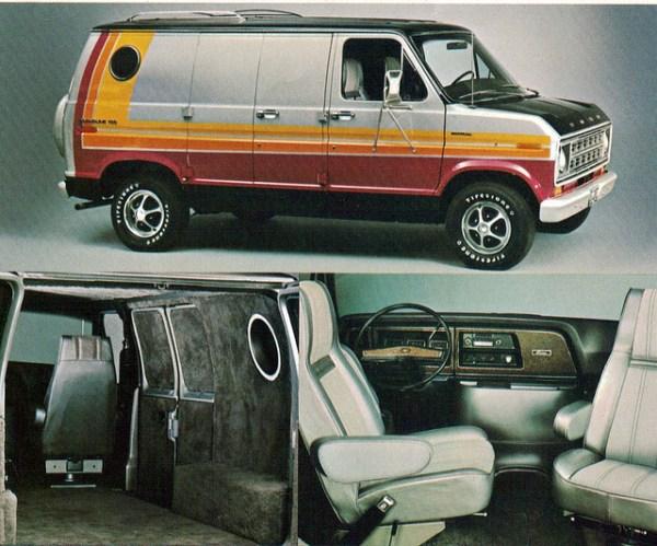 Van Ford Cruising van b