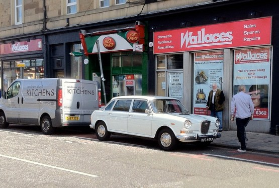 Wolseley six 1972