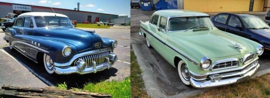 52 Buick 55 Chrysler