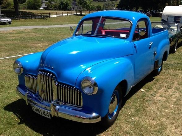 13. 1951 Holden 48-215 ute