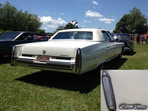 15. 1976 Cadillac Fleetwood Talisman