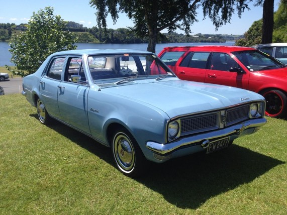 2. 1971 HG Holden Kingswood
