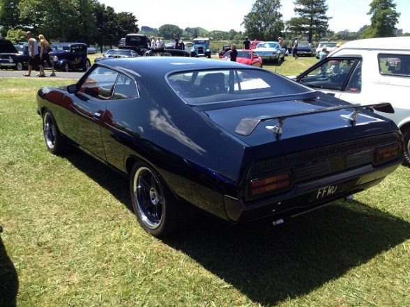 20. 1974 XB Ford Falcon 500