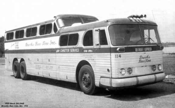 Beck DH 1040 1955