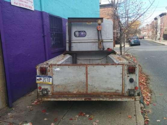 Citroen H truck r
