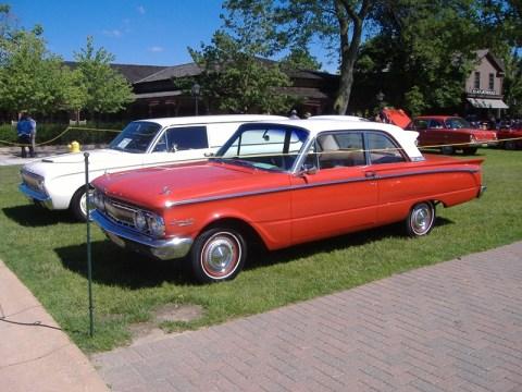 1962 Comet Deluxe version