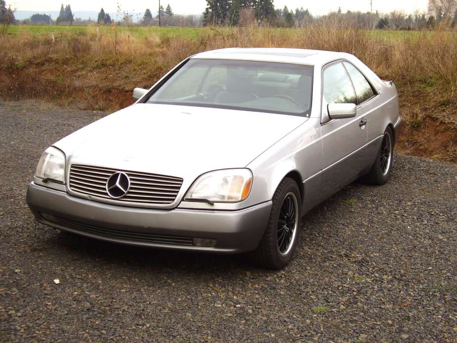 my new cc 1996 mercedes s600 v12 coupe w140 massive depreciation is my friend. Black Bedroom Furniture Sets. Home Design Ideas