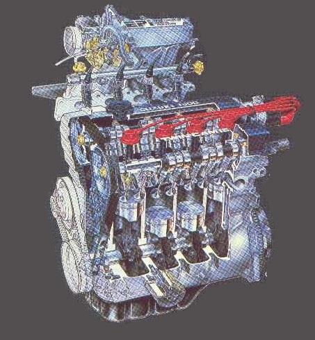 Suzuki Swift GTi G13B