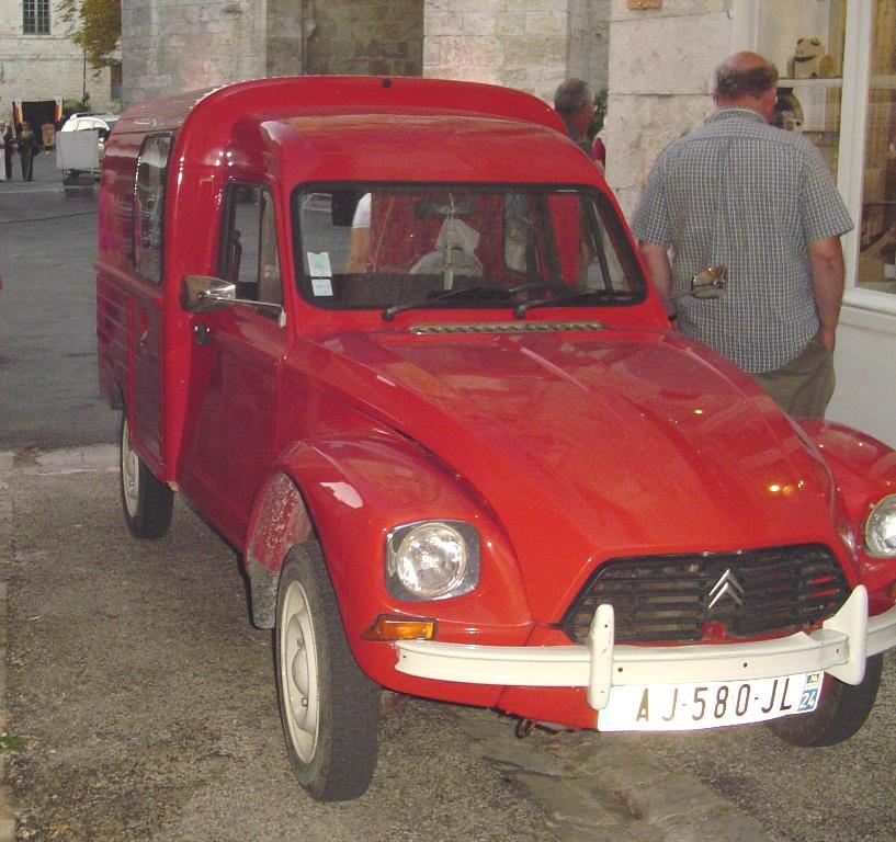 Carr Subaru Service >> CC Outtake: Citroen Acadiane – A Van for All Seasons