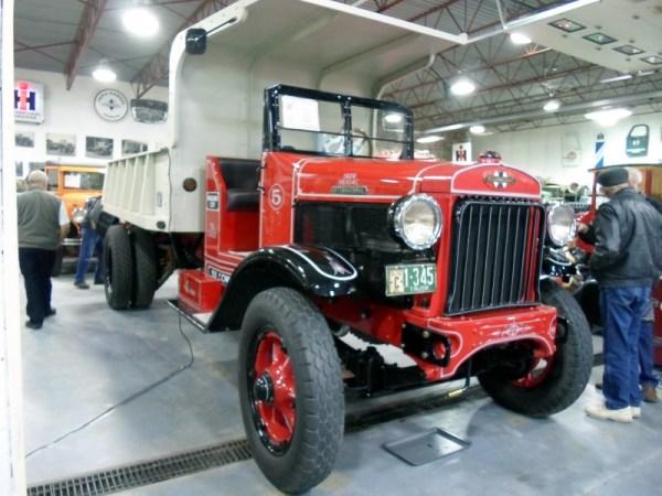 1929 International HS-104C