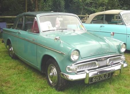 1962 Hillman Minx Convertible