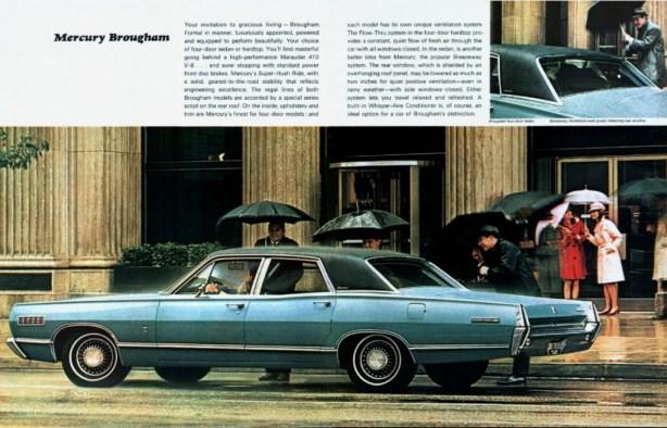 1967 Mercury Brougham