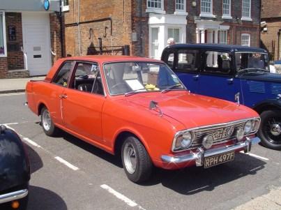 1968 Ford Cortina Mk2